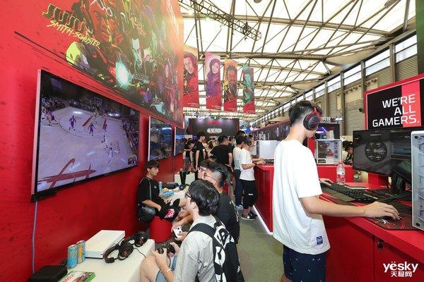 HyperX将游戏、娱乐、生活进行到底