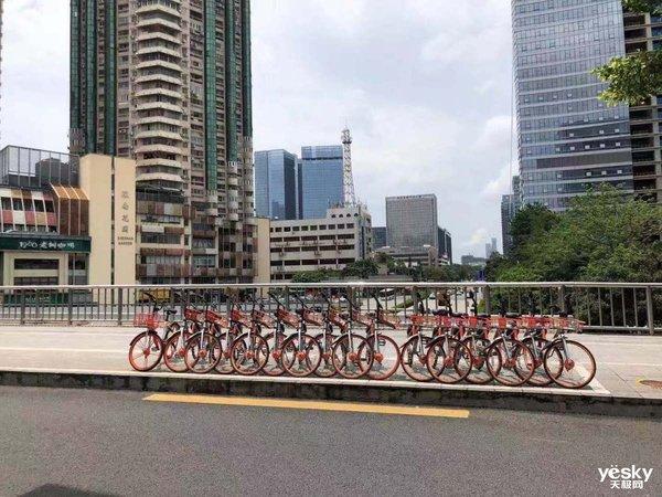 深圳共享单车运营服务考核结果 摩拜连续6个季度第一