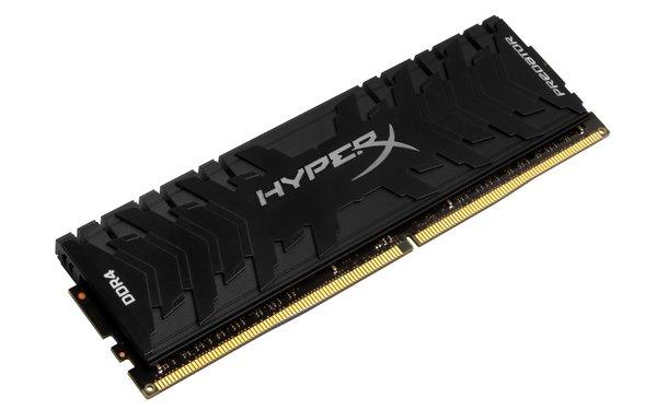 HyperX Predator掠食者DDR4内存再破世界纪录