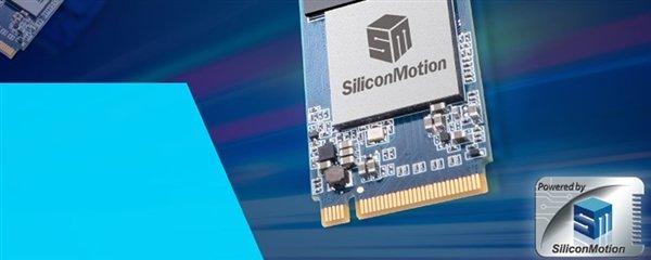 慧荣终于拿出PCIe 4.0 SSD主控:八通道16TB 读取6.5GB/s