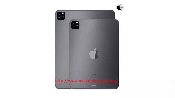 供应商消息:今年iPad Pro也要上三摄!