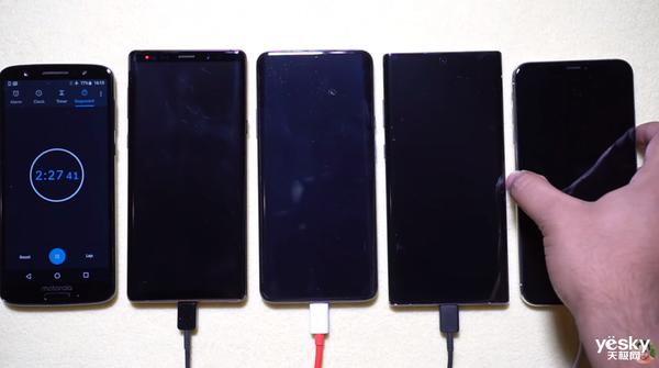三星Galaxy Note 10+充电速度惊人:一小时左右就能充满4300mAh电池