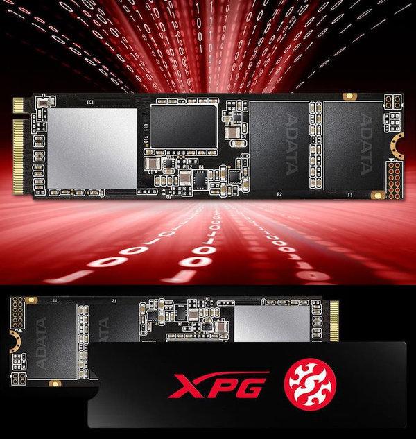 威刚公布2TB版XPG SX8200 Pro固态硬盘