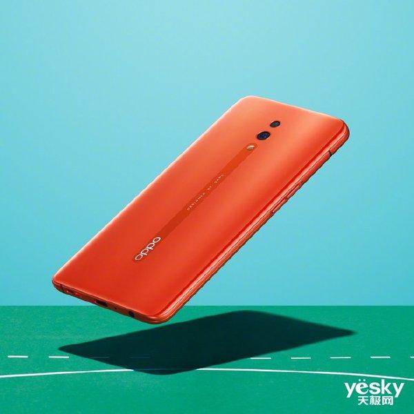 潮流年度色来袭 热情洋溢的珊瑚橙配色手机推荐