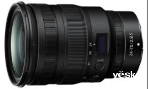 尼康Z 6微单及尼克尔Z 24-70mm f/2.8 S变焦镜头