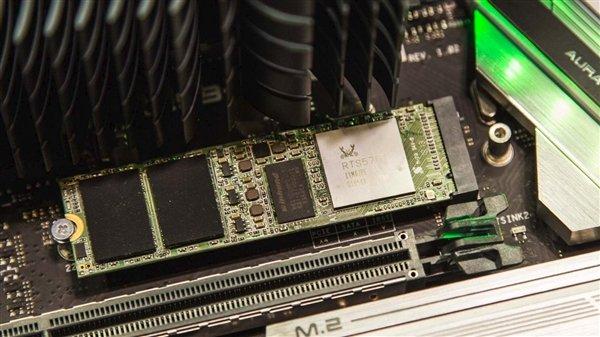 瑞昱公布PCIe 4.0固态硬盘主控:明年三季度到来