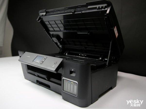 大墨仓+A3幅面打印 Brother HL-T4000DW喷墨打印机评测