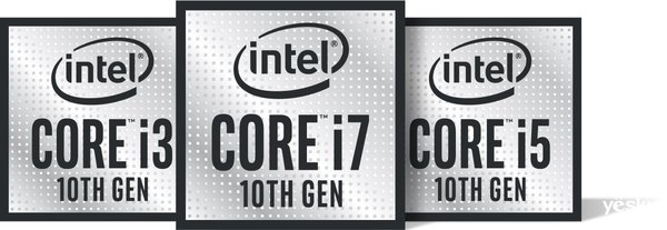 英特尔扩展第十代酷睿移动处理器家族:14纳米制程最高6核心