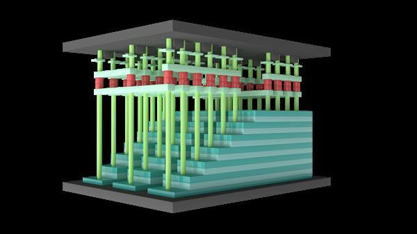 长江存储展出64层3D NAND:可轻松实现单盘1TB容量