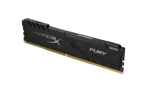 HyperX发布FURY DDR4 RGB雷电流光系列骇客神条