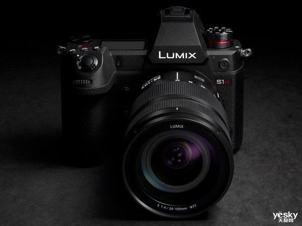 LUMIX S1H正式发布!首台6K视频 双原生ISO无反相机