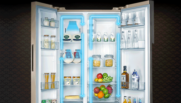 美的冰箱出现E9是怎么回事?