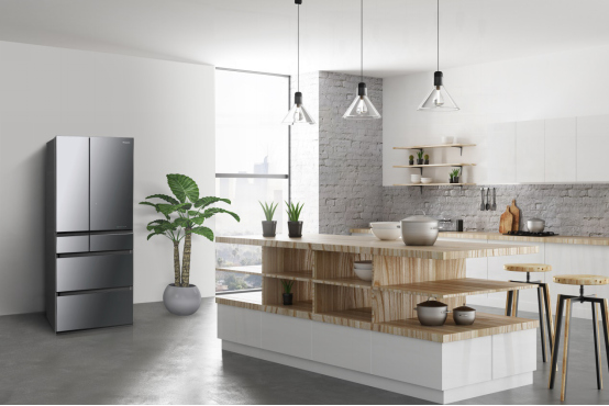 臻享▪空间 2019年松下进口冰箱新品上市