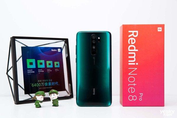 "Redmi Note8 Pro上手:小金刚二代""有心了"""
