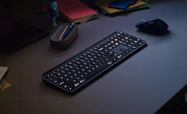 罗技发布MX Master3鼠标与MX key无线键盘