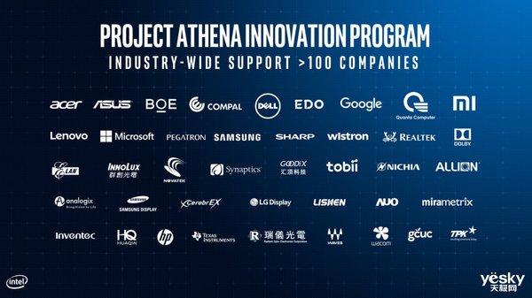 英特尔雅典娜计划:以智慧和学习,推动PC创新