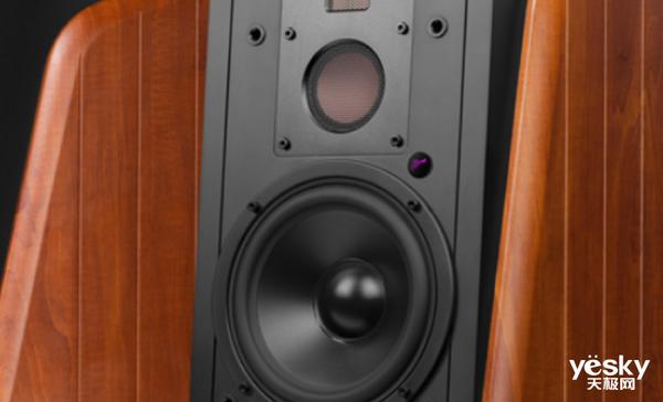 组建家庭音响系统新选择 惠威M300MKII三分频有源音箱评测