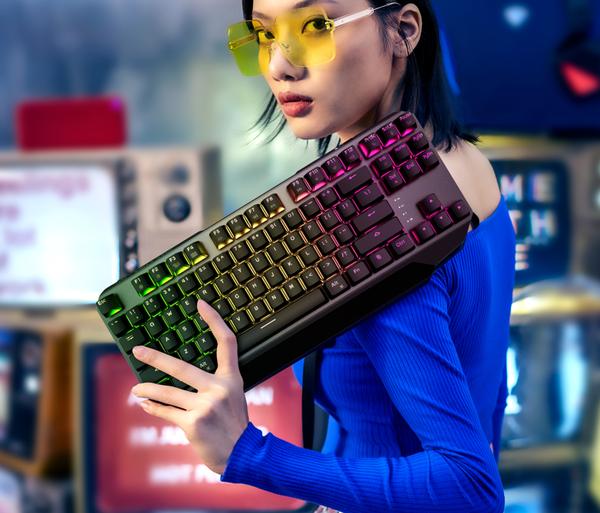 """摆脱""""线""""制 机械师超跑无线键盘全新上市"""