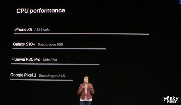 苹果iphone11正式发布 售价699美元拍摄大幅提升