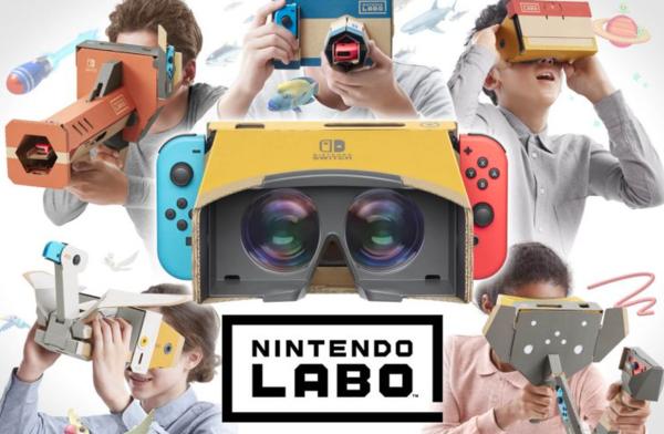 任天堂开发新款VR硬件,体验方式惊奇
