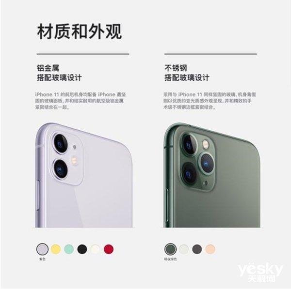 iPhone 11是今年最值得买的iPhone? 我们来盘一盘