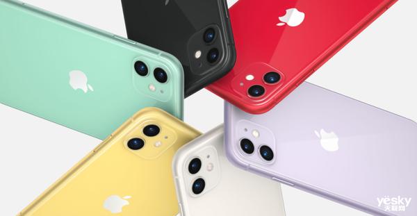 iPhone 11天猫明日开启预售 价格全网最低