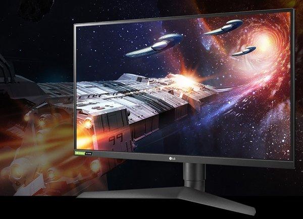 LG发布UltraGear 27GN750 IPS显示器 支持240Hz刷新率