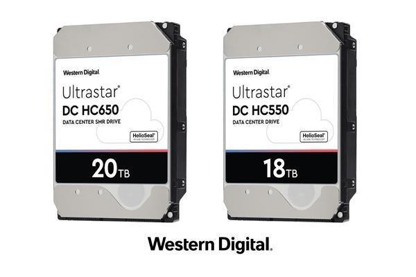 西数否认Ultrastar DC HC650机械硬盘采用MAMR技术