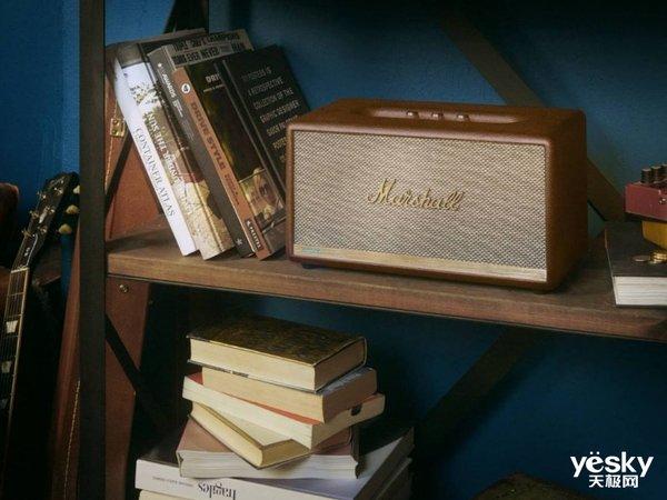 摇滚与智能激情碰撞!Marshall发布全新智能音箱