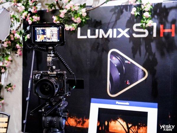 为电影而生,松下LUMIX S1H国内正式发布