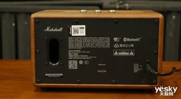 Marshall进军智能音箱领域 牵手腾讯小微能否引领市场?