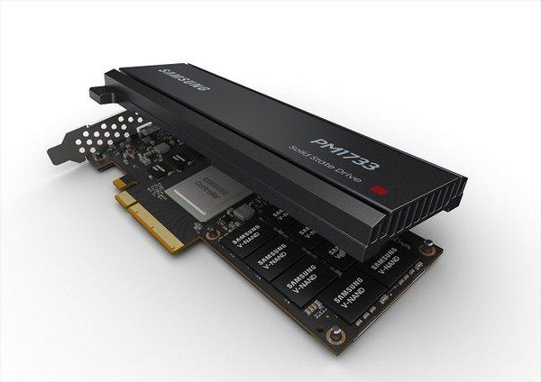 三星为工业级SSD引入提升性能和可靠性的新技术