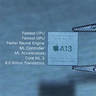 苹果如何通过A13 Bionic仿生芯片取得生态优势