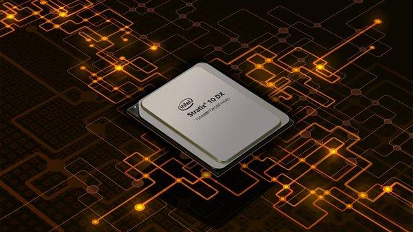 英特尔宣布出货Stratix 10 DX FPGA