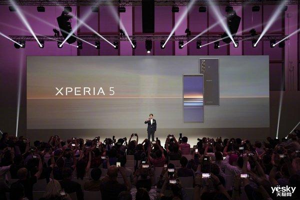 """""""一寸长一寸强"""" 21:9带鱼屏索尼Xperia 5明天亮相"""