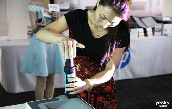 天极网携手世鳌国际 打造惠普打印机无忧办公私享会