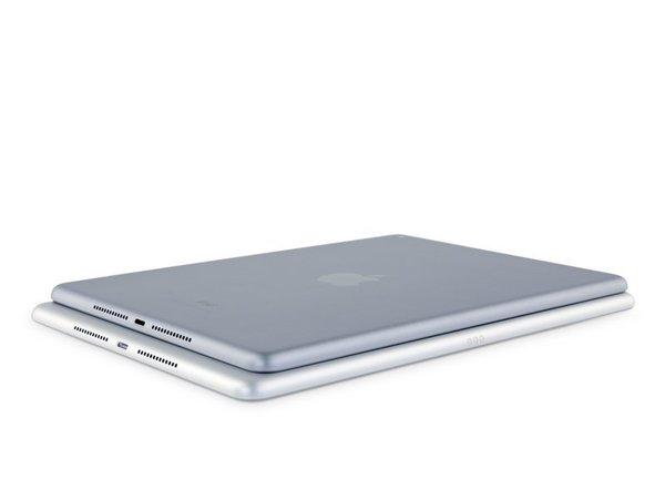 iPad 7拆解:内存增至3GB,维修不轻松