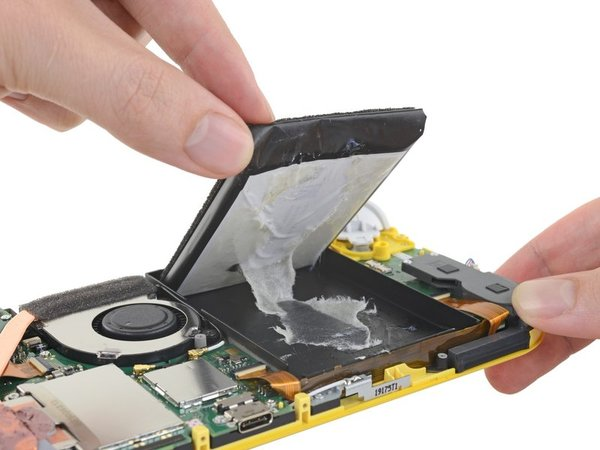 任天堂Switch Lite拆解:电池与散热模块缩水