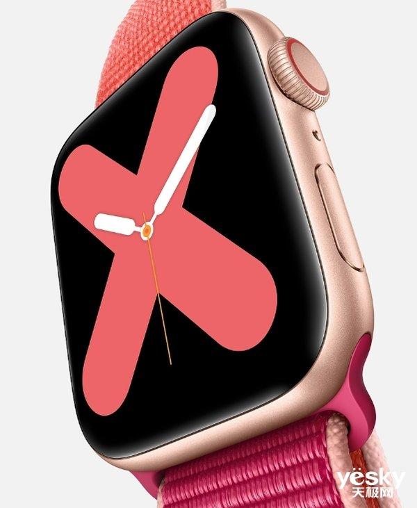 iFixit发现40m的新Apple Watch采用新电池设计
