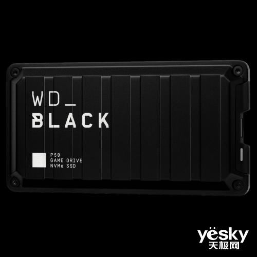 西部数据旗下WD_BLACK推出面向游戏玩家的全新系列产品