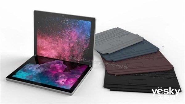 Surface阵营再添两将 微软新品发布会前瞻