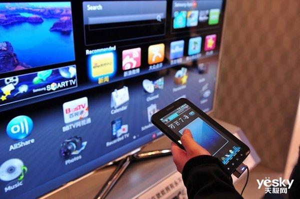钱又好赚了?手机厂商挑起互联网电视二次大战