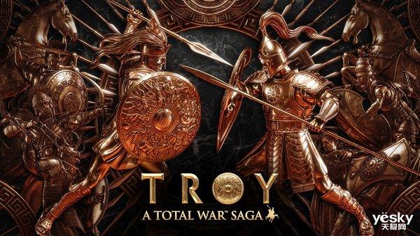 《全战》系列新作来了,索泰陪你征战特洛伊