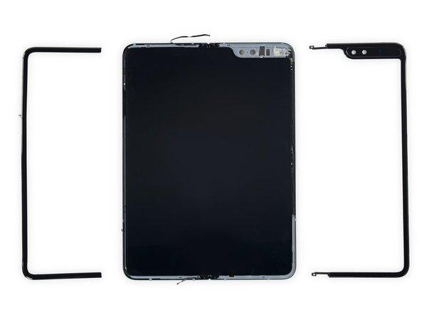 """三星Galaxy Fold拆解:相比""""初代""""密封性更好,屏幕加固"""