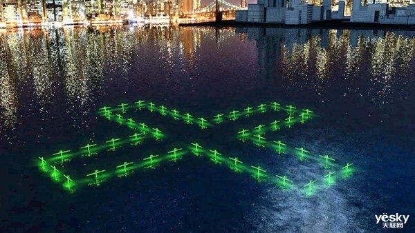 这款浮灯可以帮助市民查看水质信息