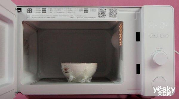 极客美食(视频):微波炉版鸡蛋羹