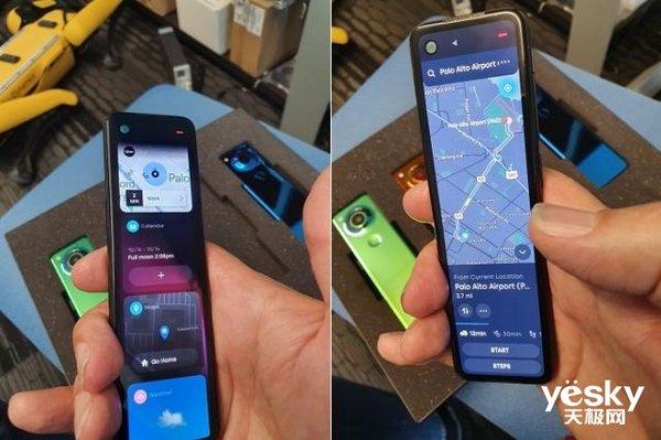 安卓之父展示Essential新品 造型酷似电视遥控器
