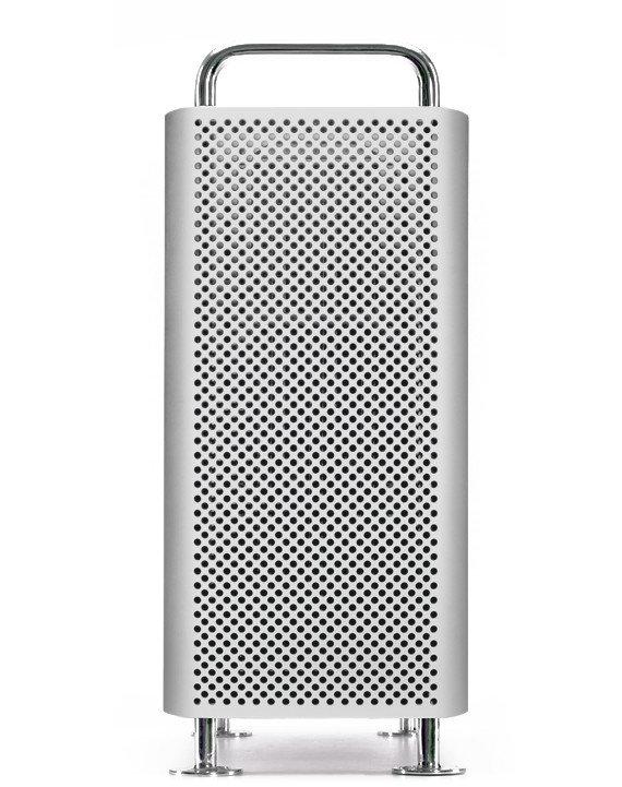高仿Mac Pro的Dune机箱上架众筹:外观神似