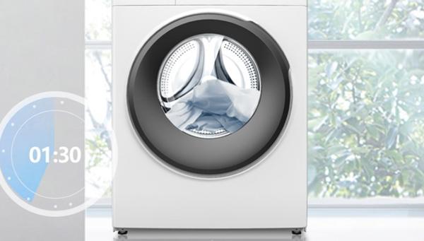 三洋洗衣机显示E4是什么原因?