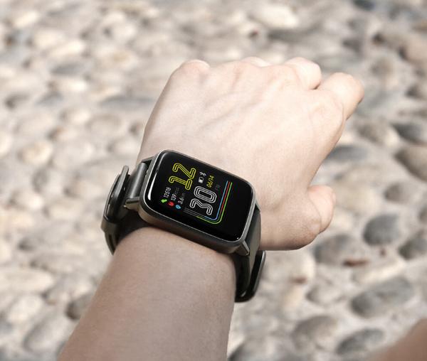 Haylou智能手表开启众筹 全天心率监测14天持久续航